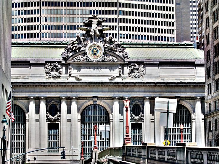Office Space for Lease in Grand Central Station