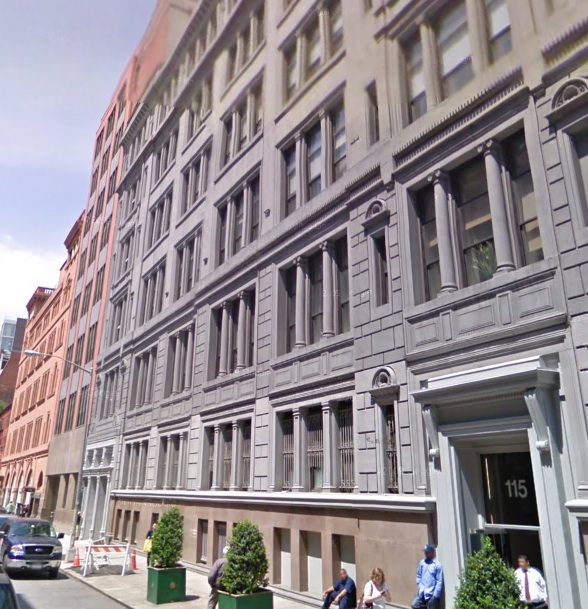 113-133 West 18th Street Office Space for Lease