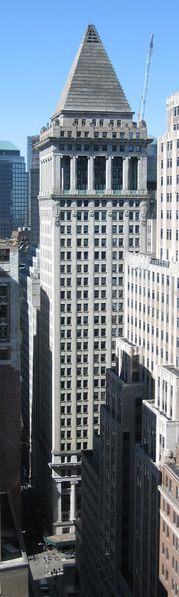 14 Wall St, Bankers Trust Company Building office space