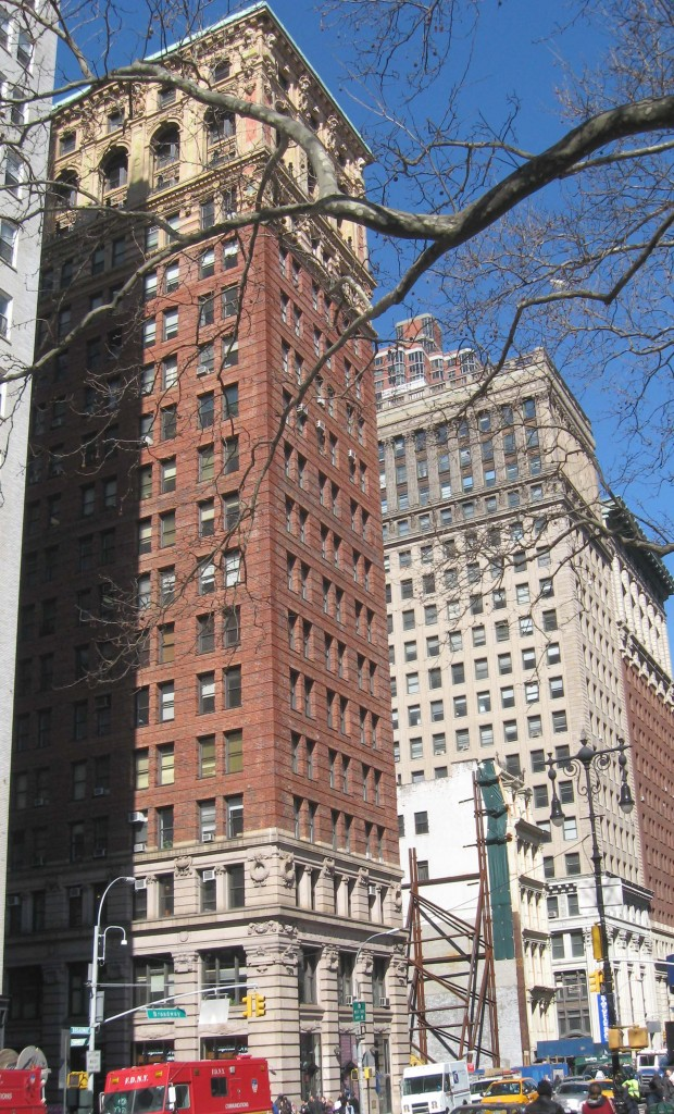 299 Broadway, Ungar Building office space for lease