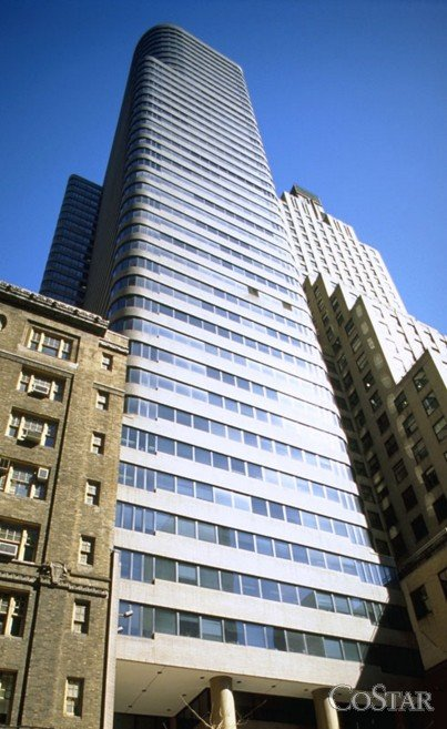 2 Grand Central Tower, 140 East 45th Street office space