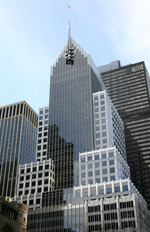 320 Park Avenue, Mutual of America Building Office Space
