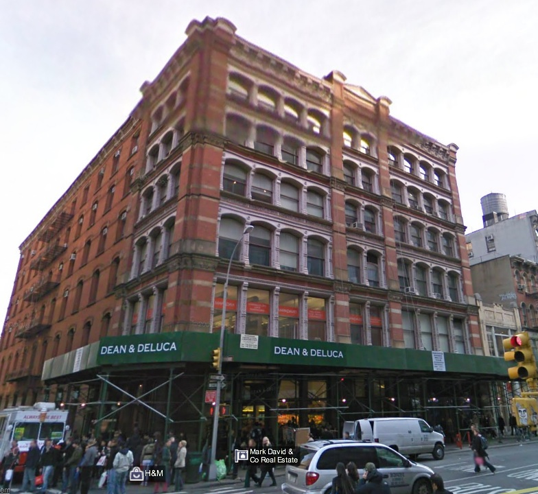100 Crosby Street Office Space For Lease