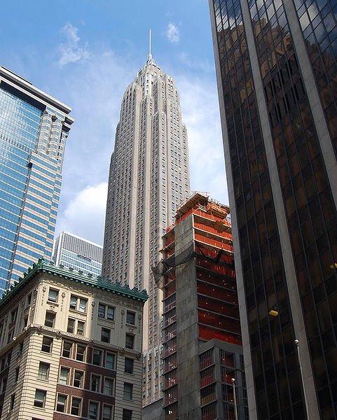 70 Pine St., American International Building