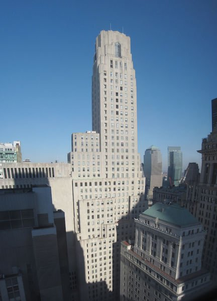1 Wall Street, Bank of New York Building office space