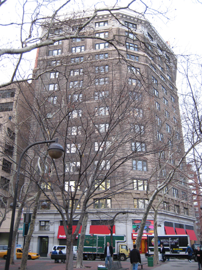 One SoHo Square Office Space for Lease