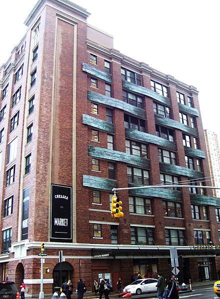 75 Ninth Avenue, Chelsea Market office space