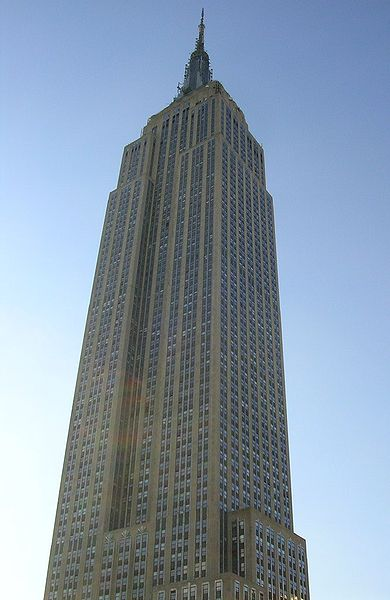 350 Fifth Ave, The Empire State Building office space