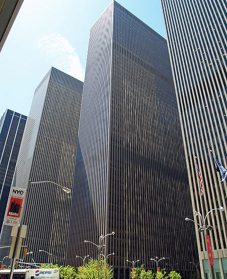 1221 Avenue of the Americas, McGraw-Hill Building Office Space
