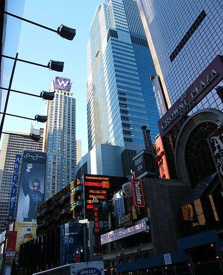 1585 Broadway, Morgan Stanley Building Office Space