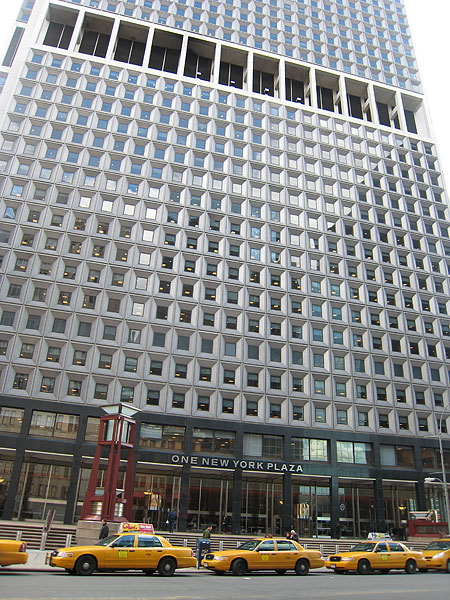 1 Water Street, One New York Plaza office space for lease