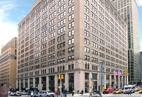 One Park Avenue office space for lease