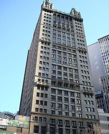 15 Park Row, Park Row Building Commercial Space