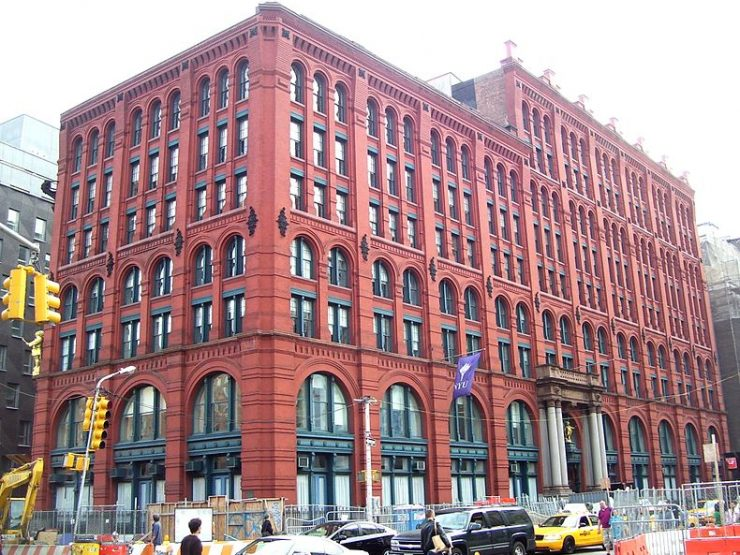 295 Lafayette Street, Puck Building office space