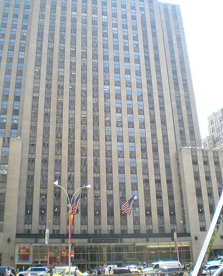 1230 Ave of the Americas office space