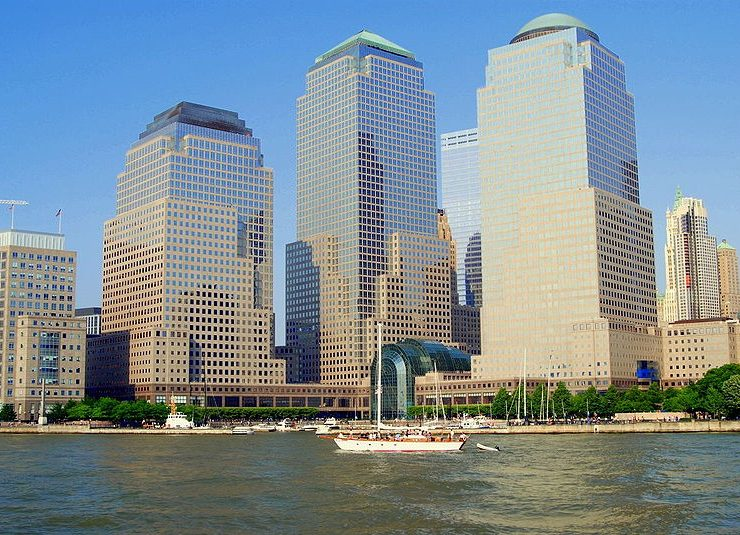 220 Vesey Street, Brookfield Place office space