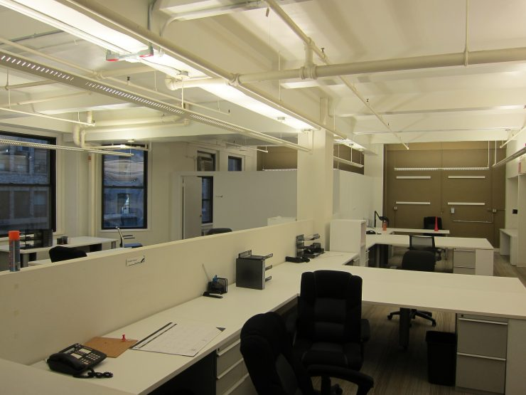 Nonprofit organizations office space for rent in Manhattan