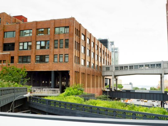 Office Space for Lease in Meatpacking District
