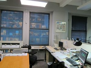 Fifth Avenue Office Listing-Small Bright, 12′ Ceilings