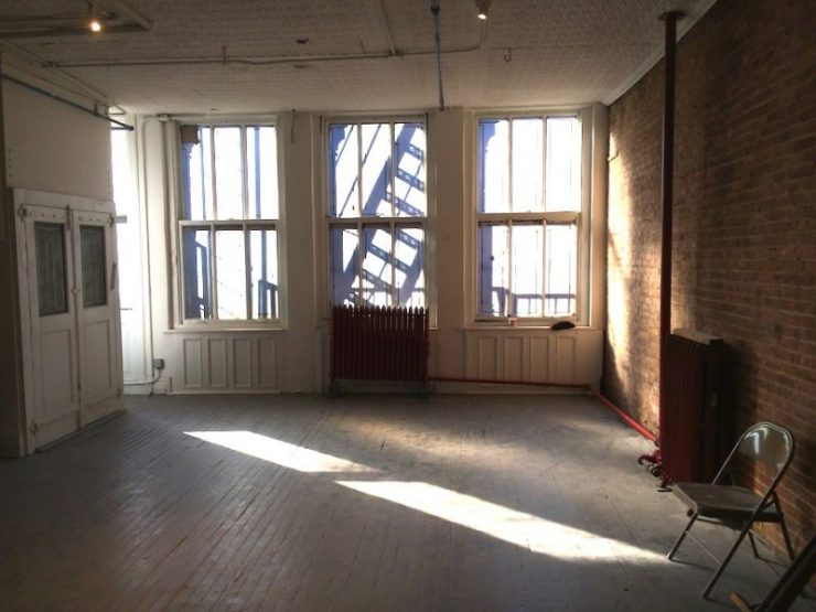Spring Street: Classic SoHo Loft, Exposed Brick Walls