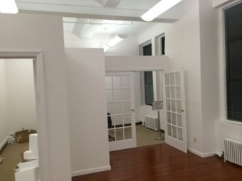 West 34th Street Office/Showroom Rental