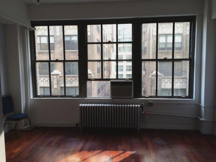 Office/Loft Rental, West 38th Street, Garment District