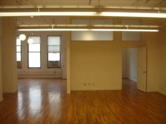 625 Broadway, Commercial Loft: Bullpen, Office Storage Area