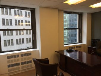 90 Broad Street Executive Office Rental