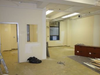 Partial 5th Floor, 36th Street, Vicinity of Eighth Avenue