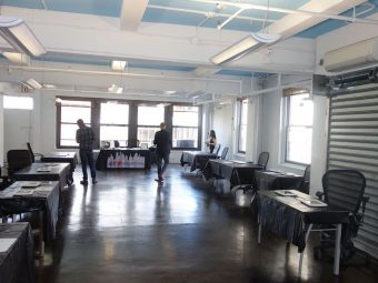 Plug and Play tech office for lease at 241 West 30th St