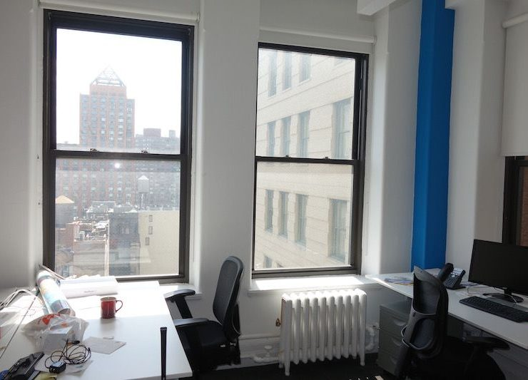 Small Efficient Office Rental at 215 Park Avenue South