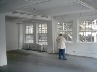 1201 Broadway Office Rental in Classic Industrial Building