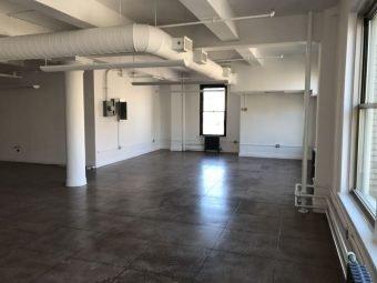 50 West 21st St. Loft Space