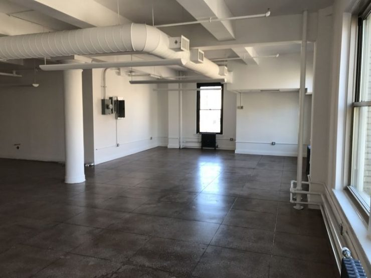 50 West 21st St. Loft Space