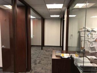 Wall Street, Partial 17th Floor, Corner Space