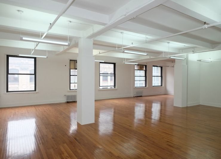 Industrial Style Loft, West 27 Street $8,557/month