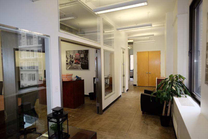 14 Maiden Lane – Efficient, Office Intensive-Charming Financial District Boutique Building