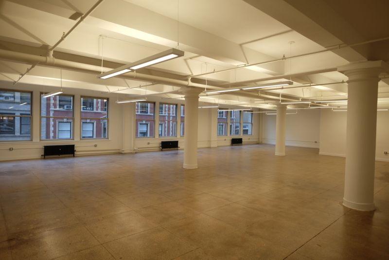 West 21st Street, Industrial Loft, 3,960SF, $62/SF