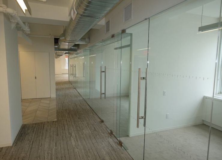 Class A, Ultra Modern Prebuilt Office at 550 Fifth Avenue