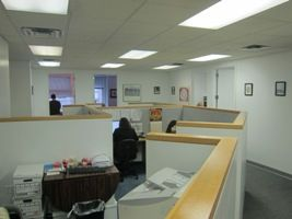 Madison Avenue Executive Office Space Rental