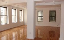 67 Spring Street, SoHo Commercial Loft Rental-Wood Floors, Central A/C