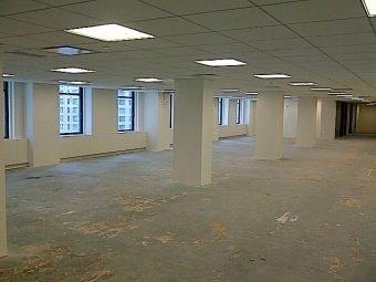 40 Wall Street Prebuilt Offices