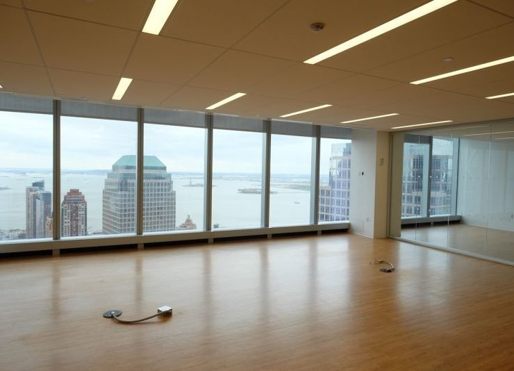 Spectacular 1 World Trade Center Office for Lease