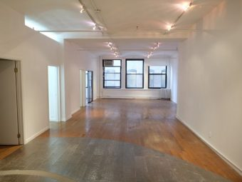 19 West 21st Street Budget Loft Space on Chelsea's Best Block