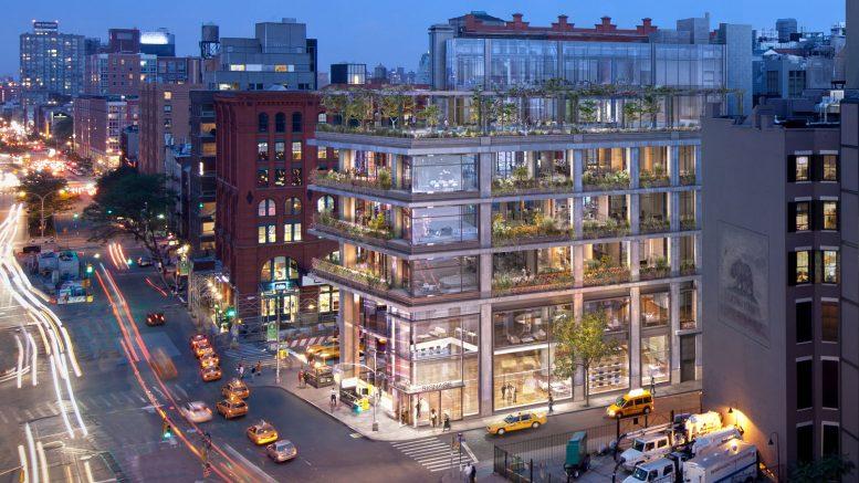 300 Lafayette Street, SoHo, NYC (COOKFOX)