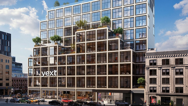 Yext headquarters, Chelsea Market, Manhattan