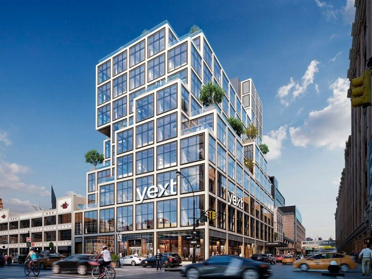 Yext Unveils New Manhattan HQ Nestled Between Apple and Google