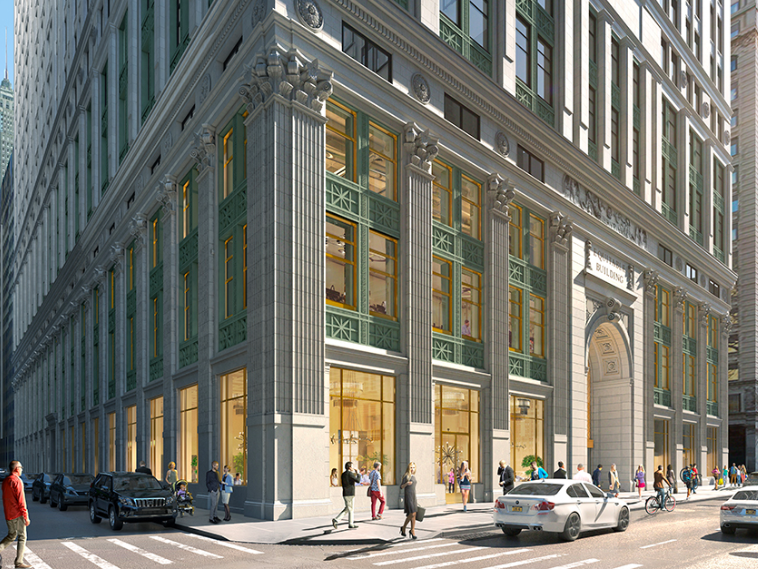 120 Broadway (courtesy of Silverstein Properties)