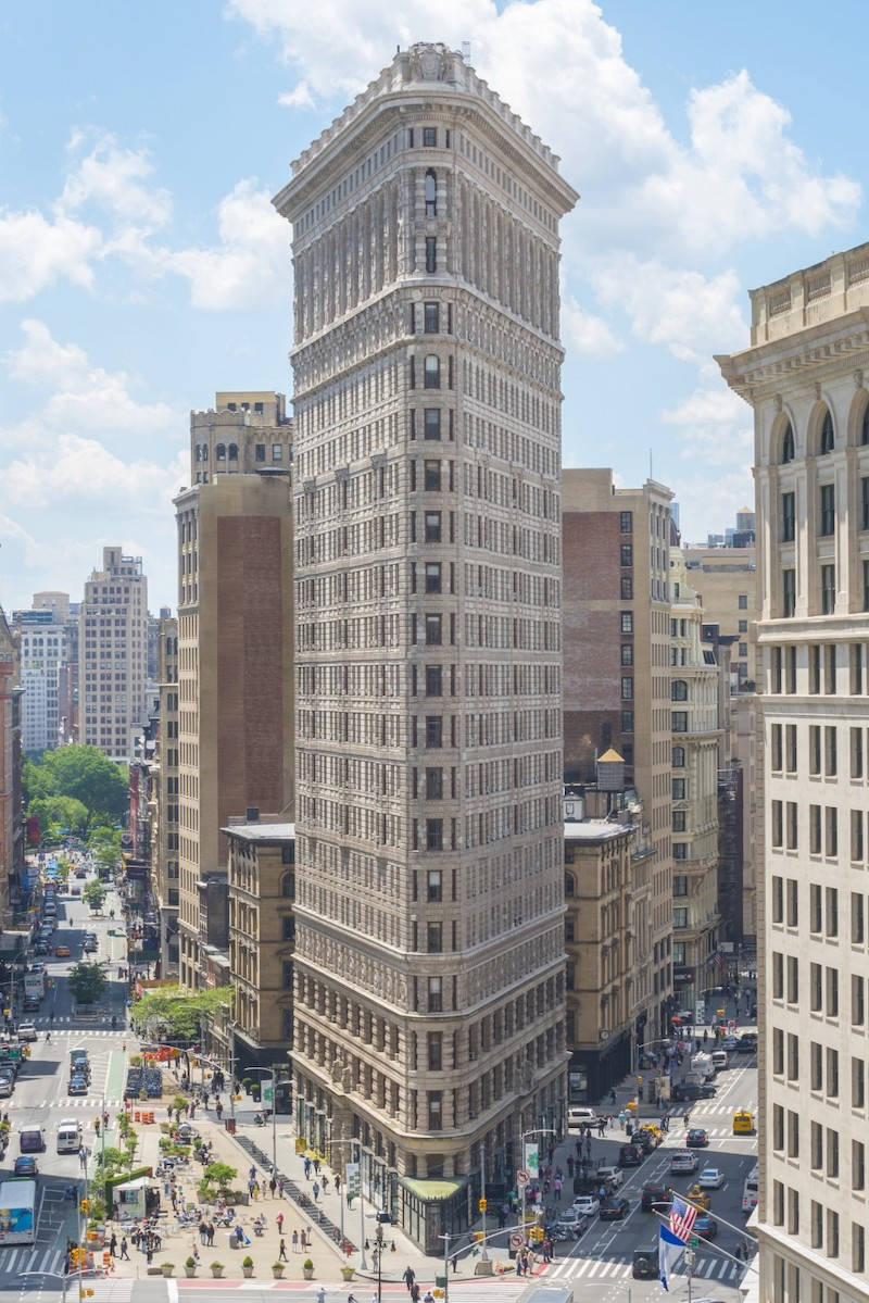 The Flatiron Building (courtesy of GFP Real Estate)