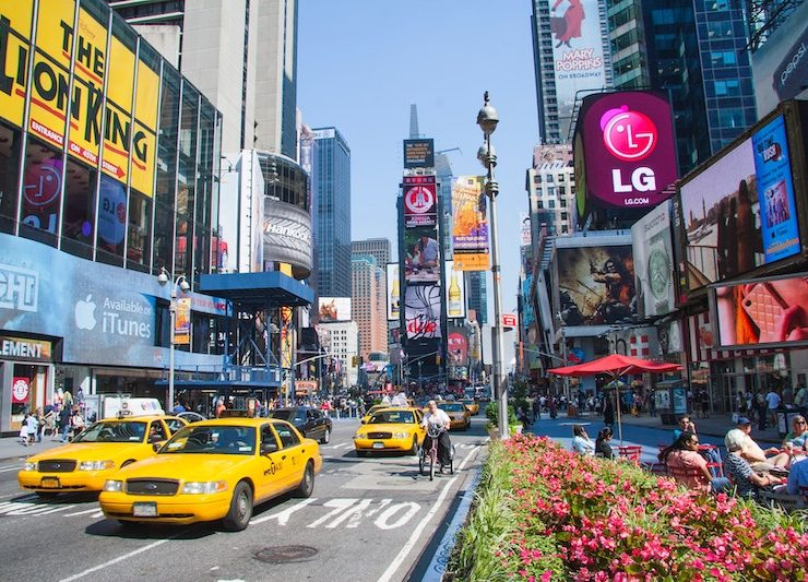 Law Firm Inks New Lease at 7 Times Square in Midtown Manhattan